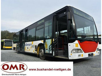 Bybus Mercedes-Benz O 530 / Citaro / A 21 / N 415 / Lion´s City