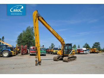 JCB JS 130HD Long reach - bæltegravemaskine