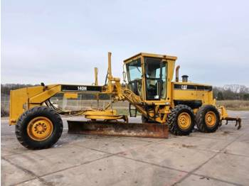 CAT 140H (Ripper + Pushblock)  - grader