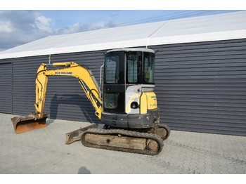 NEW HOLLAND E35.2SR - minigravemaskine