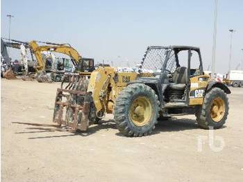 CATERPILLAR TH220B 4x4x4 - teleskop truck
