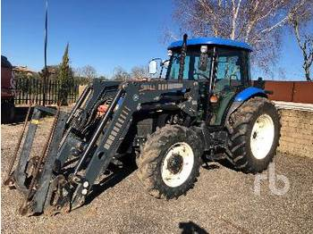 NEW HOLLAND TD95D - landbrugs traktor