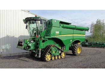 John Deere S690 # 12m - ready for work - mejetærsker