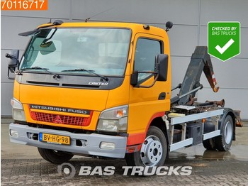 Mitsubishi Canter 7C18 4X2 Manual Euro 4 PALIFT Type: T07 - containerbil/ veksellad lastbil