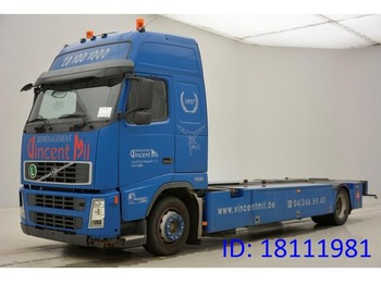 Containerbil/ veksellad lastbil Volvo FH13.380 Globetrotter: billede 1