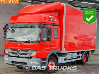 Mercedes-Benz Atego 1324 L 4X2 Perfect-Condition Temp. Controlled transport Navi Euro 5 - kølevogn lastbil
