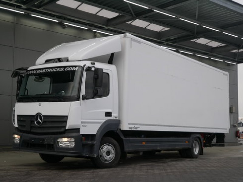 mercedes benz atego 1221 lift leasing lastbil varevogn 2014 1075 rh truck1 dk com