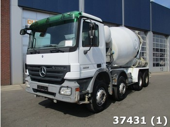 Mercedes-Benz Actros 3236 8x4 Schwing Stetter 8m3 EPS 3 pedals - lastbil