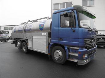 Ny tankbil lastbil Mercedes-Benz ACTROS 4040 - 6X6 TANK