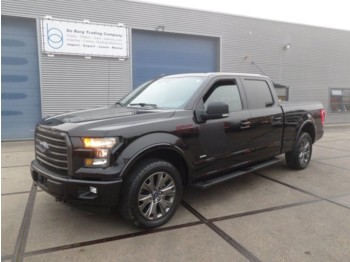 Let køretøj Ford USA F-150 XLT 4x4 Sport Pick-Up